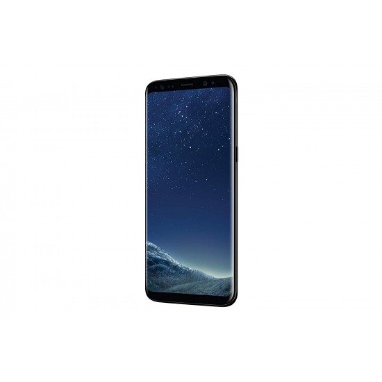 Samsung Galaxy S8 64GB Factory Unlocked Smartphone - US Version (Midnight Black) - US Warranty - [SM-G950UZKAXAA]