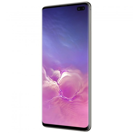 Samsung Galaxy S10+ Plus Factory Unlocked Phone with 1TB (U.S. Warranty), Ceramic Black