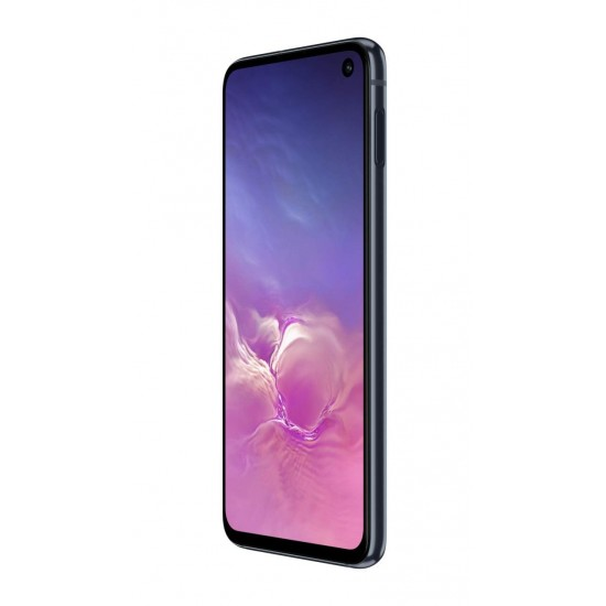 "Samsung Galaxy S10e 128GB+6GB RAM SM-G970 Dual Sim 5.8"" LTE Factory Unlocked Smartphone (International Model) (Prism Black)"