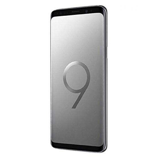 Samsung Galaxy S9 (SM-G960F/DS) 4GB / 64GB 5.8-inches LTE Dual SIM - Titanium Gray