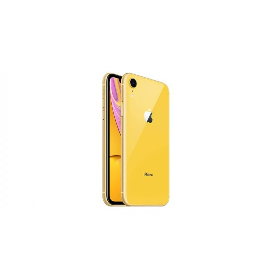 Apple iPhone XR, 128GB, Yellow - Fully Unlocked
