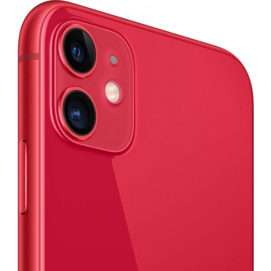 iPhone 11 64GB - Unlocked - 6.1‑inch - Red