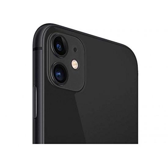 Apple iPhone 11, 64GB, Unlocked - Black