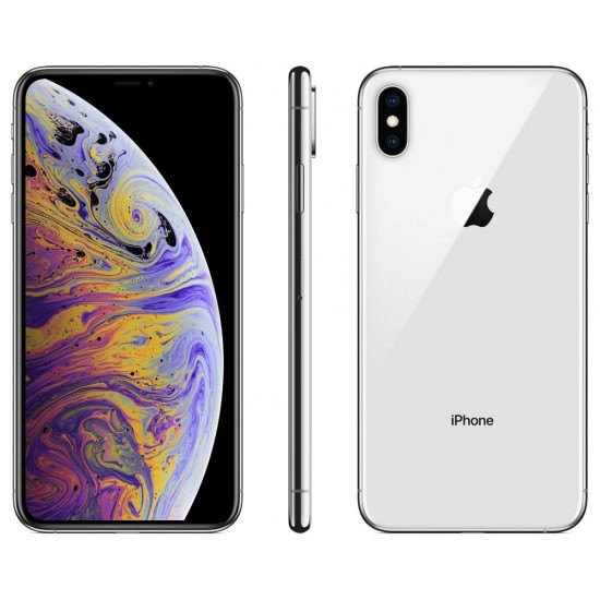 Apple iPhone XS Max, 64GB, Space Gray - Fully Unlocked (Renewed)