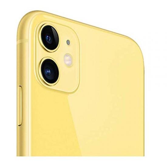 Apple iPhone 11, 128GB, Unlocked - Yellow