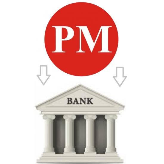 Perfectmoney to Bank Account (Worlwide)
