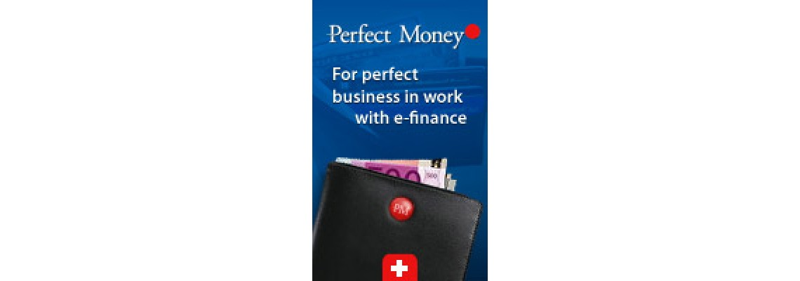 Why we chose Perfectmoney ?